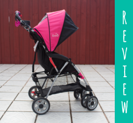 Disney Travel Essential: Lightweight Stroller (Kolcraft Cloud Plus 3)