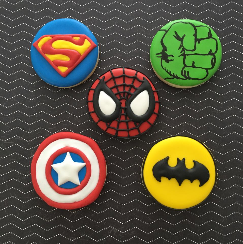 SuperHero Cookies Miami