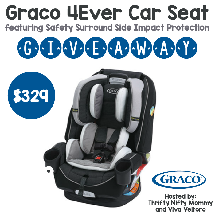 Graco 4Ever Car Seat Giveaway!
