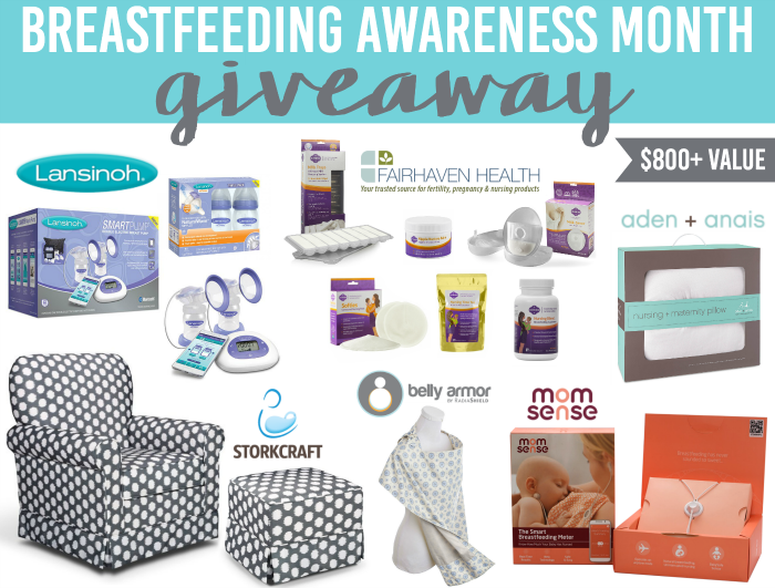 Breastfeeding Giveaway