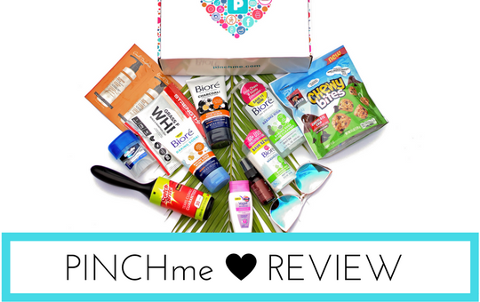 FREE PINCHme Sample Tuesday Box Review | June 20th, 2017.