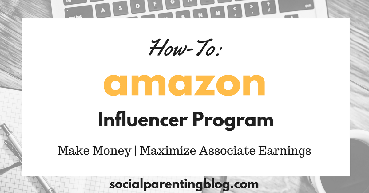 tips and tricks for using the amazon influencer program