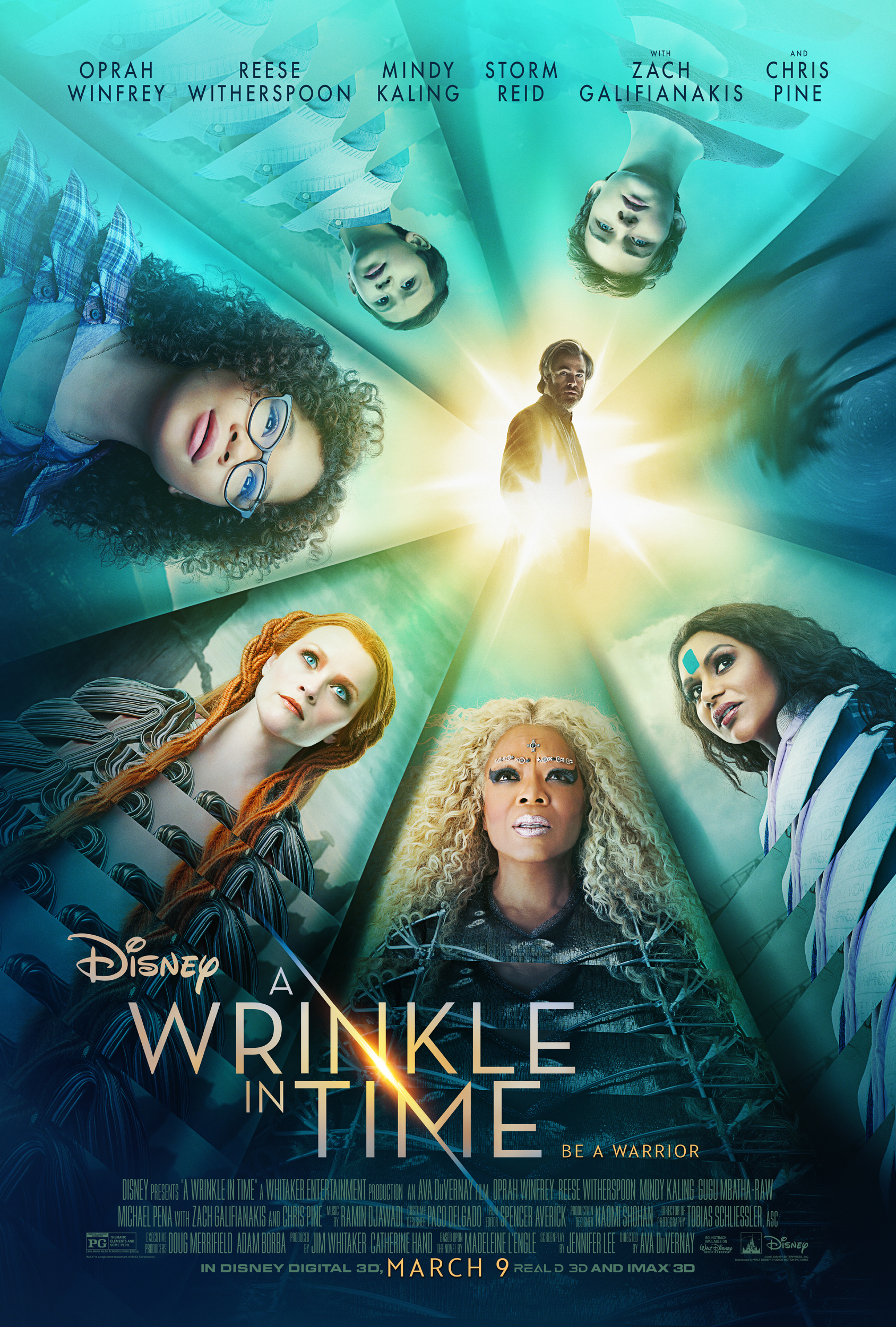 A Wrinkle in Time-2018 Disney Movies