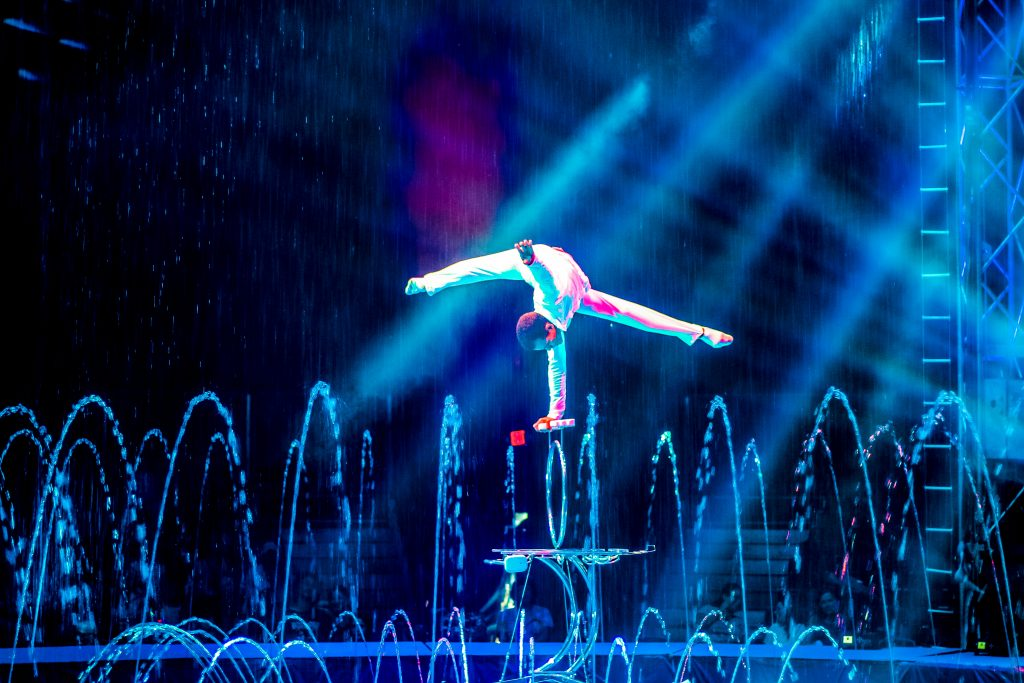 Cirque Italia Performer-Cirque Italia Review