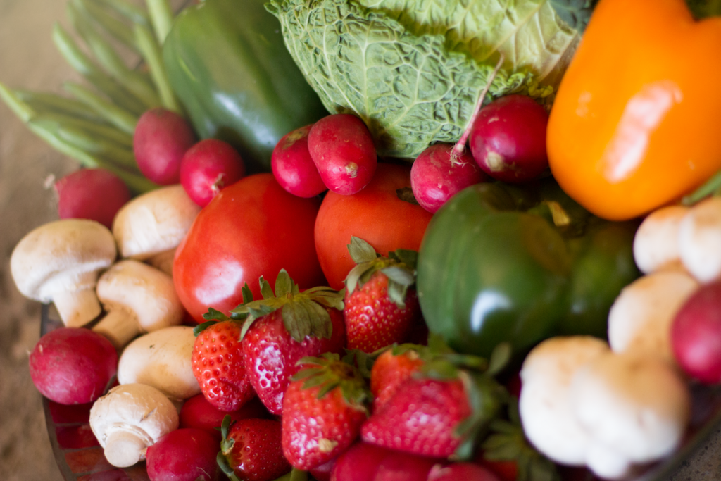Fresh from Florida In-Season Fruits and Vegetables