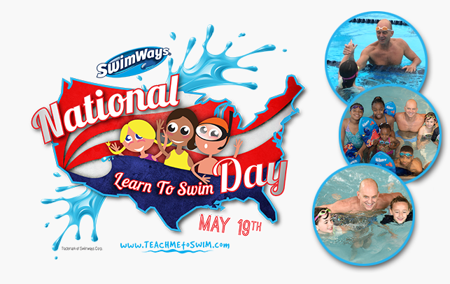 National Learn to Swim Day 2018