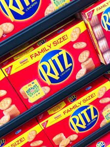 Ritz Crackers Collect to Win | Walmart Gift Card Giveaway