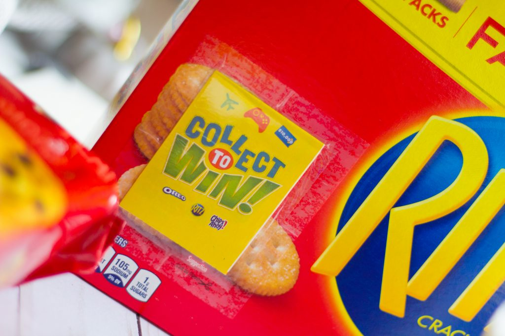Collect to Win Ritz Crackers | Walmart Gift Card Givewaway